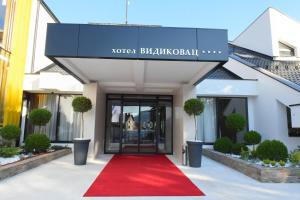 Hotel Vidikovac, Зворник