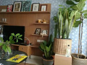 Center Art Condo, Apartments  Bangkok - big - 27