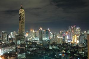 Center Art Condo, Apartments  Bangkok - big - 28
