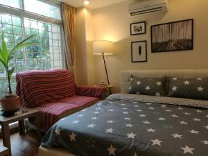 Center Art Condo, Apartments  Bangkok - big - 9