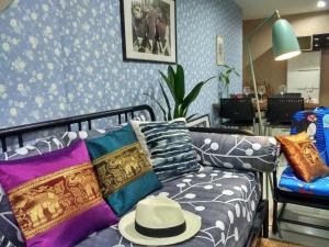 Center Art Condo, Apartments  Bangkok - big - 15