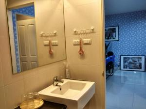 Center Art Condo, Apartments  Bangkok - big - 36