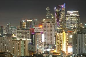 Center Art Condo, Apartmanok  Bangkok - big - 6