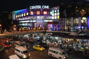 Center Art Condo, Apartments  Bangkok - big - 35