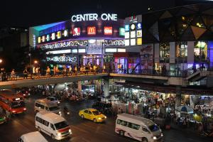 Center Art Condo, Apartmanok  Bangkok - big - 35