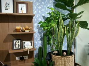 Center Art Condo, Apartmanok  Bangkok - big - 31