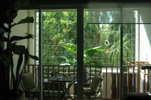 Center Art Condo, Apartmanok  Bangkok - big - 23