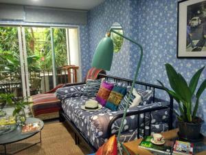 Center Art Condo, Apartments  Bangkok - big - 57
