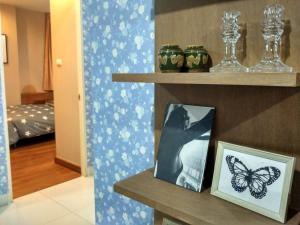 Center Art Condo, Apartments  Bangkok - big - 5