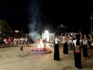 Homestay Mộc Châu Mộc, Alloggi in famiglia  Sơn La - big - 27