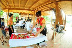 Homestay Mộc Châu Mộc, Alloggi in famiglia  Sơn La - big - 28