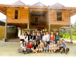 Homestay Mộc Châu Mộc, Alloggi in famiglia  Sơn La - big - 23
