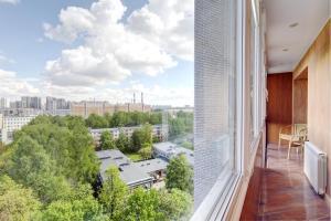 Apartments on Tihoretskiy Prospekt, Ferienwohnungen  Sankt Petersburg - big - 9