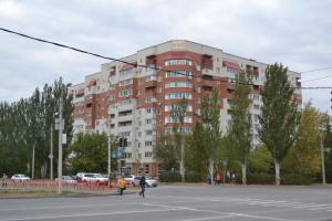 Apartment at Olomoutskaya 18, Apartmanok  Volzsszkij - big - 7