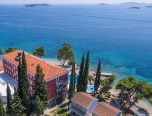 4 star hotel Hotel Bellevue Orebić Croatia