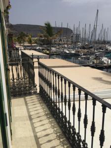 Muelle 41 Puerto de Mogan, Apartmány  Puerto de Mogán - big - 40