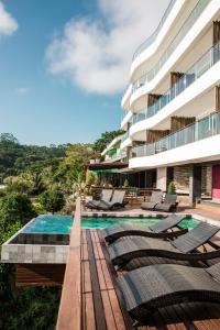 Caixa D'aço Exclusive, Hotels  Porto Belo - big - 40
