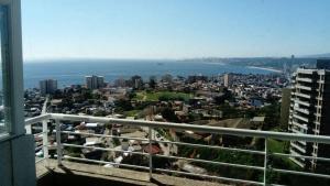 Apartamento Condominio Siete Mares, Apartmanok  Viña del Mar - big - 1
