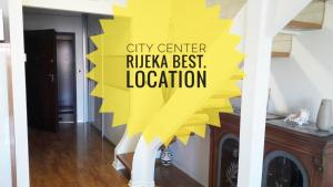 Travelpointcentar Fiume 1, Ferienwohnungen  Rijeka - big - 18