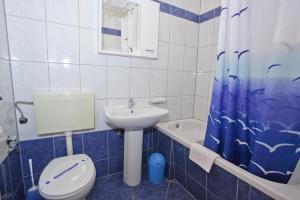 Apartment Brela 6056c