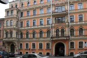 Apart-hotel Genius, Aparthotels  Saint Petersburg - big - 223