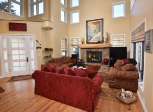 Vermont Road Chalet, Holiday homes  Vail - big - 32