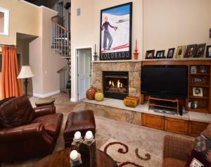 Vermont Road Chalet, Holiday homes  Vail - big - 22