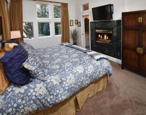 Vermont Road Chalet, Holiday homes  Vail - big - 17