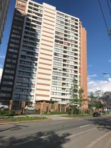 Departamento Vicuña Mackenna, Апартаменты  Сантьяго - big - 11