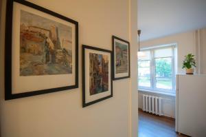 Naugarduko apartments, Apartments  Vilnius - big - 5