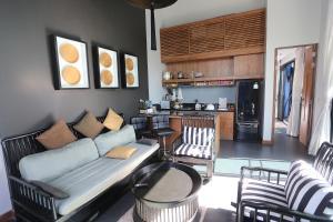 True Man's Villa, Vily  Bang Tao - big - 22