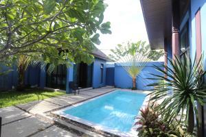 True Man's Villa, Vily  Bang Tao - big - 13