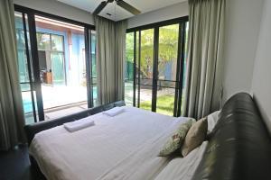 True Man's Villa, Vily  Bang Tao - big - 32