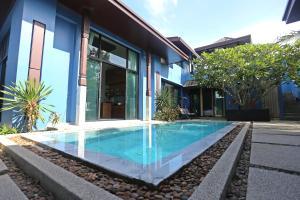 True Man's Villa, Vily  Bang Tao - big - 27