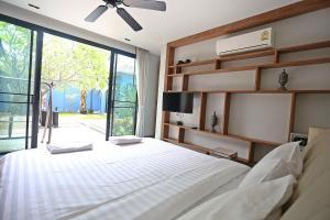 True Man's Villa, Vily  Bang Tao - big - 10