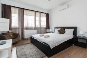 City Elite Apartments, Апартаменты  Будапешт - big - 72