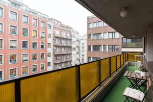 City Elite Apartments, Appartamenti  Budapest - big - 53