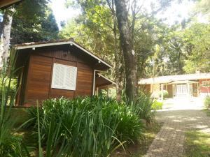 Chales Vila Bracsak, Отели типа «постель и завтрак»  Кампус-ду-Жордау - big - 14