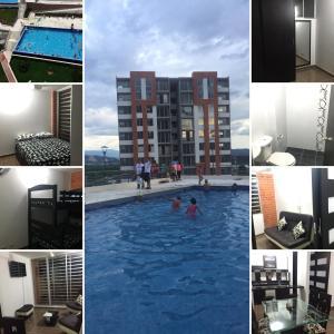 Reserva del Peñón, Apartmány  Girardot - big - 1
