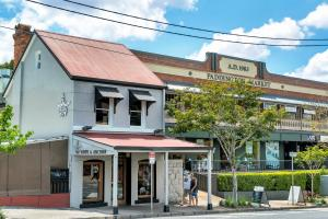 Sweet Cottage in Paddington, Apartments  Brisbane - big - 3