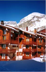 Lo Toumel, Apartmanok  Val d'Isère - big - 36