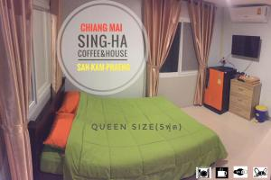 Sing-ha Coffee&House, Pensionen  San Kamphaeng - big - 15
