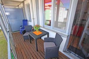 Ferienwohnung Zinnowitz USE 3001, Appartamenti  Zinnowitz - big - 12