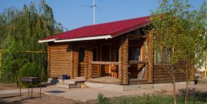 База отдыха Астра, Астрахань