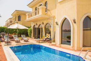 Ahlan Holiday Homes - Garden Home Beach Villa - Dubai