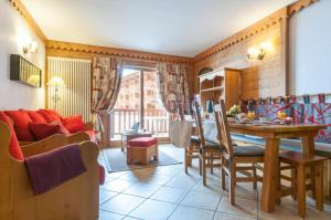 Pierre & Vacances Premium Les Alpages de Chantel, Apartmánové hotely  Arc 1800 - big - 34