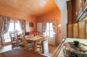 Pierre & Vacances Premium Les Alpages de Chantel, Aparthotely  Arc 1800 - big - 31