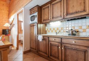 Pierre & Vacances Premium Les Alpages de Chantel, Apartmánové hotely  Arc 1800 - big - 11