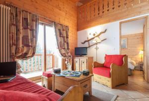 Pierre & Vacances Premium Les Alpages de Chantel, Aparthotely  Arc 1800 - big - 30