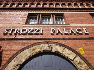 Strozzi Palace by Mansley